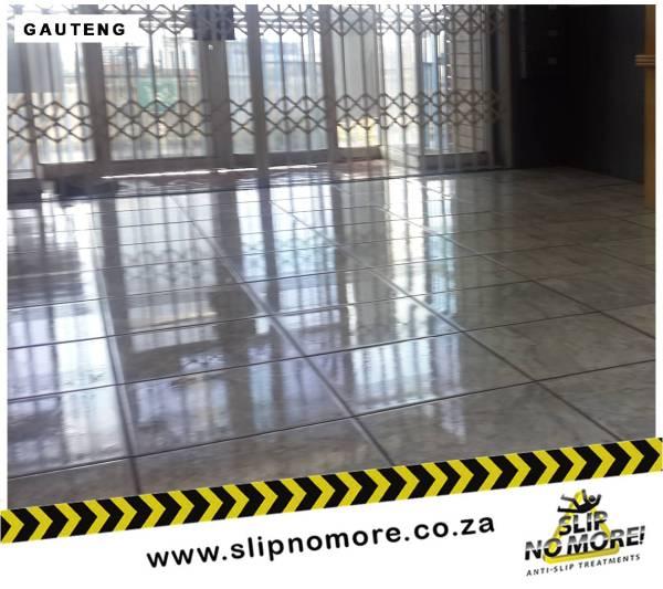 Non-slip Treatment Slip No More