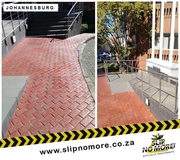Slip Prevention Johannesburg