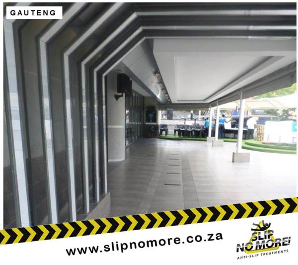 Anti Slip Floors Slip No More
