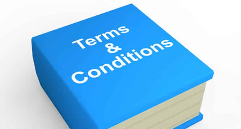 Terms & Conditions for Anti-Slip Products